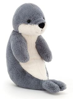 Bashful Seal by Jellycat
