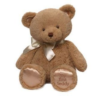 My First Teddy Small Tan
