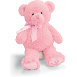 My First Teddy Extra Large Pink