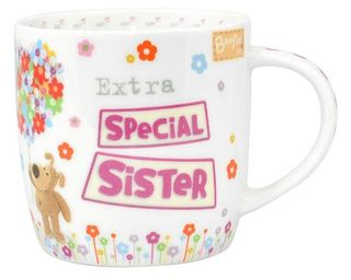 Extra Special Sister Mug by Boofle