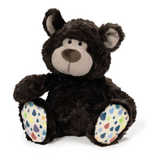 Nici Dark Brown Bear