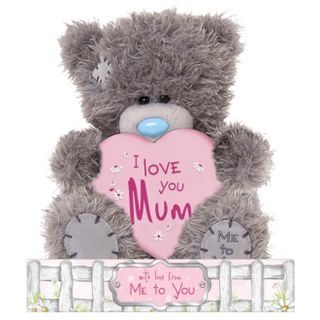 Tatty Teddy I Love You Mum