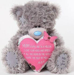 Tatty Teddy Mum You're one in a Million