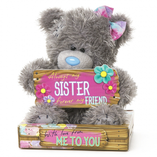 Tatty Teddy Sister Bear