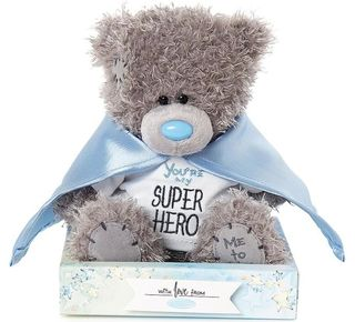 Tatty Teddy You're My Super Hero