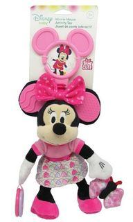 Minnie Mouse Attachable Activity Toy