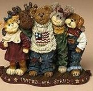 JB Bearyproud and Pals