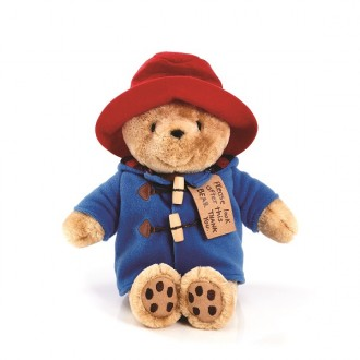Paddington Bear Sitting Medium