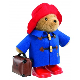 Paddington Bear with Suitcase