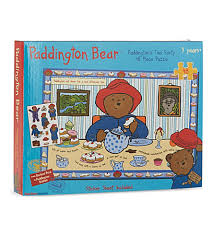 Paddington's Tea Party Puzzle