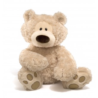 Philbin Beige Bear - Small