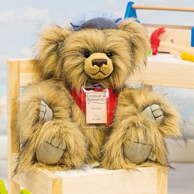Suki Limited Edition Bear Tom