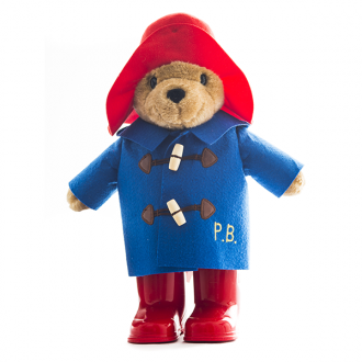 Paddington Bear with Boots Small
