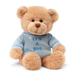 It's a Boy Gund Teddy Bear